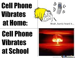 Funny Cell Phone Memes - cell phones on vibrate by anastasia meme center