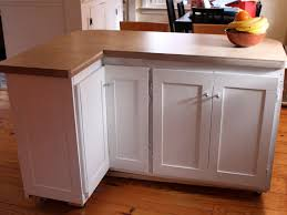 small kitchen island on wheels kitchen island ideas kitchen island on wheels with l