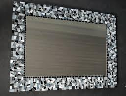 bathroom mirrors mosaic bathroom mirrors popular home design