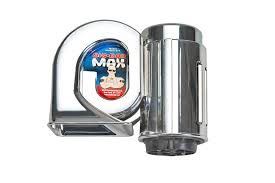Bad Max Amazon Com Wolo 719 Big Bad Max Chrome Air Horn 12 Volt