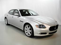 maserati quattroporte 2008 2011 maserati quattroporte s for sale in norwell ma 059641