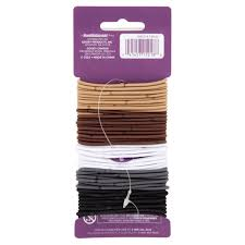 goody hair ties goody ouchless no metal elastics 50 count walmart