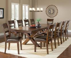 Trestle Dining Room Table by Trestle Dining Table W 2 Leaves By Hillsdale Wolf And Gardiner