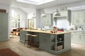 The Kitchen Collection Uk Painted Oak Farmhouse Shaker Kitchen Collection Hera