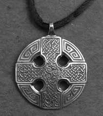 sterling silver large necklace images Celtic cross large sterling silver celtic pendant by welsh jpg