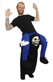 Funny Costumes Adults U0026 Kids Piggy Fancy Dress Adults Grim Reaper Funny Halloween