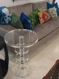 lucite coffee table toronto brass and glass mastercraft style 2017