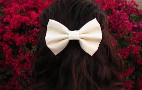 hair bow 10 ways to wear hair bow