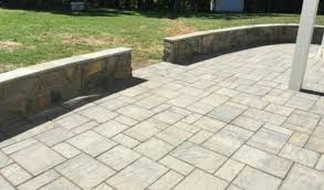 Thin Patio Pavers Paver Patios And Walkways American Exteriors Masonry
