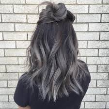 black grey hair best 25 gray hair ideas on pinterest silver hair gray silver