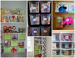 26 ways to organize toys in small spaces activities