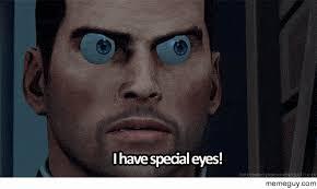 Laser Meme - mrw i finally get laser eye surgery meme guy