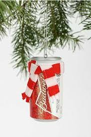 kurt adler large budweiser ornament ornaments