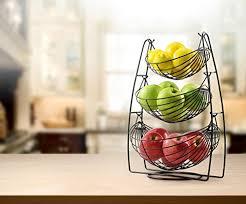 3 tier fruit basket saganizer bronze 3 tier fruit baskets fruit basket marshmallowchef