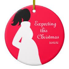 pregnancy ornaments u0026 keepsake ornaments zazzle
