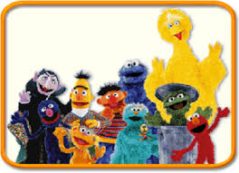 Barney Through The Years Muppets by The Muppet Show Vs Sesame Street Wwwf Grudge Match
