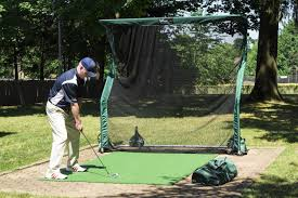 Backyard Golf Practice Net Buy Golf Driving Nets U0026 Practice Hitting Cages For Lowest Prices