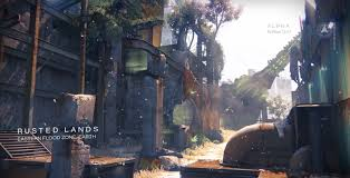 Destiny Maps Rusted Lands Destiny Wiki Fandom Powered By Wikia