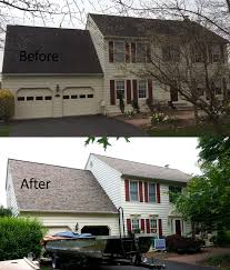 southern home remodeling new roof before u0026 after follow lasher roofing u0026 contracting