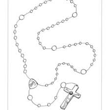 rosary for kids coloring page for rosary kids drawing and coloring pages marisa