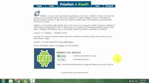 pdanet key apk foxfi and pdanet fix for android nougat update