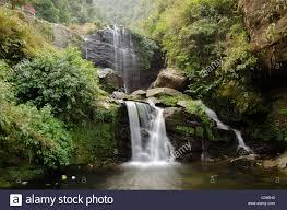 Rock Garden Darjeeling A Portion Of Chunnu Summer Falls At Rock Garden Darjeeling West