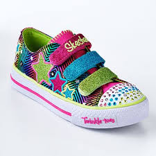 payless light up shoes skechers twinkle toes triple up light up shoes girls sale 44 97