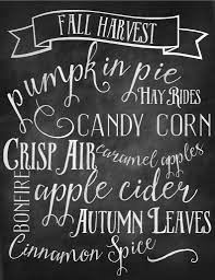Pinterest Chalkboard by Free Fall Printable Fall Decor Pinterest Chalkboards Free