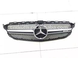 mercedes grill for mercedes w205 c class c63 car grille grill amg buy w205