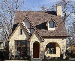 narrow lot houses charming 3 bedroom tudor style home with well designed floor plan