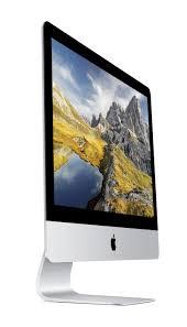 apple ordinateur de bureau apple imac 21 5 2017 mmqa2fn a achetez au meilleur prix
