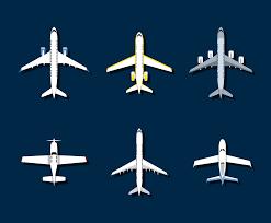 free cartoon plane vector vector art u0026 graphics freevector com