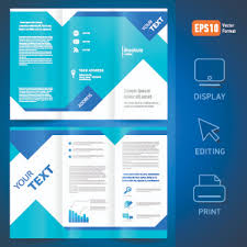 tri fold brochure template free vector download 13 751 free