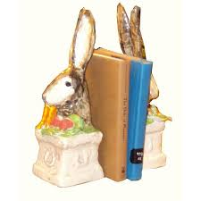 rabbit bookends rabbit bookends danagibson
