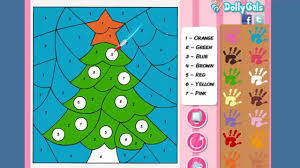 color by number coloring pages for kids color by number coloring