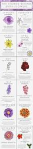 what your birth flower says about your personality zodiac