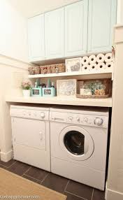 Pinterest Laundry Room Cabinets - organizing small laundry room creeksideyarns com
