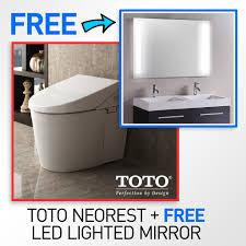 toto ms982cumg 01 neorest 550h toilet u0026 free 53 x 42