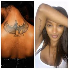 10 victoria u0027s secret models with unusual tattoos 2015 vs models