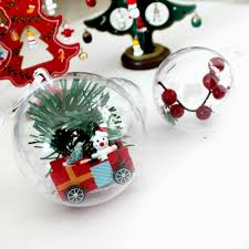 online buy wholesale clear plastic christmas decorations from