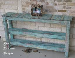 Rustic Hallway Table Rustic Sofa Table Console Table Entertainment Center Entry Way