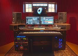 diy recording studio desk style recording studio furniture ikea jukem home design