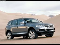 volkswagen touareg description of the model photo gallery