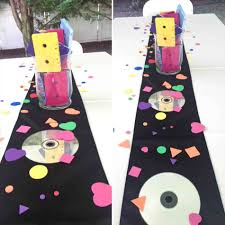 s decorations 90s party themes theme party centerpieces basements and dj