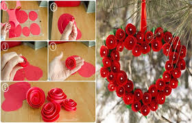 valentines day decor wonderful diy 20 s day wreaths