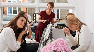 makeup classes for make up lesson london as recommended by tatler