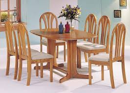 stockholm natural finish dining table casual furniture warehouse one dallas fort worth metroplex