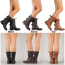 womens brown boots size 12 combat boots on fashion boots
