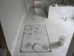 bathroom tile floor designs master bathroom marble tile floor youtube