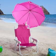 Beach Lounge Chair Umbrella Inspirations Camping Chair With Umbrella Tri Fold Beach Chair